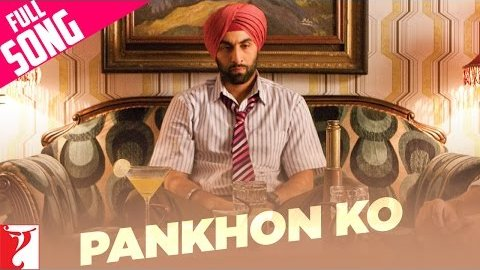 Pankhon Ko Full Video Song -Rocket Singh -Ranbir Singh- Salim Merchant