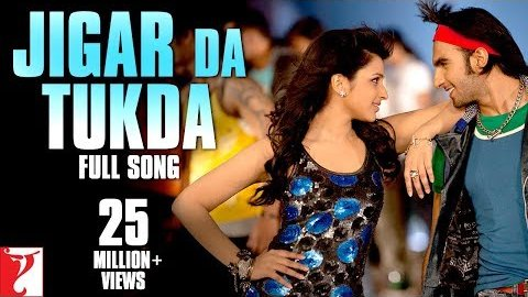 Jigar Da Tukda Full Video song - Ladies vs Ricky Bahl - Ranveer Singh -Parineeti Chopra -Salim Merchant