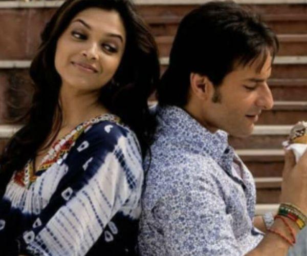 Saif Ali Khan and Deepika Padukone most popular songs