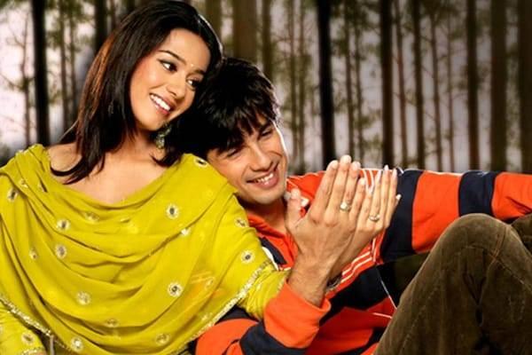 Shahid Kapoor and Amrita Rao most popular hits