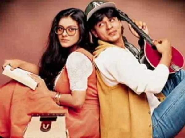 Shahrukh Khan and Kajol most popular songs