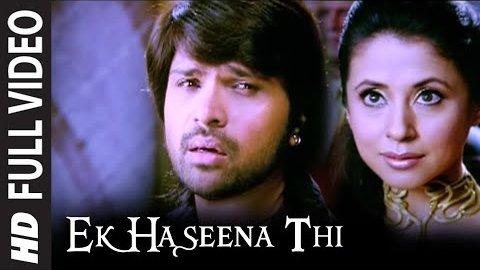 Ek Haseena Thi Lyrics - Karzzzz