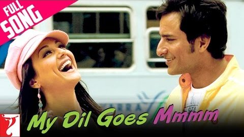 My Dil Goes Lyrics - Salaam Namaste