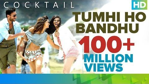 Tumhi Ho Bandhu Lyrics - Cocktail