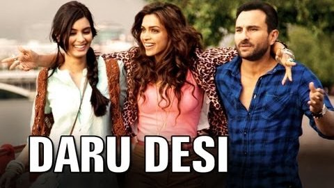 Daru Desi Lyrics - Cocktail