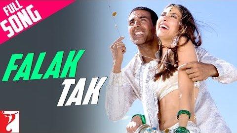 Falak Tak Lyrics - Tashan