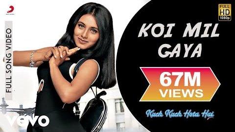 Koi Mil Gaya Lyrics - Kuch Kuch Hota Hai