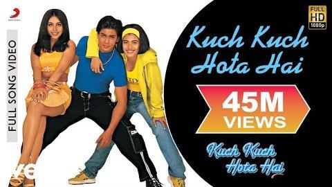 Kuch kuch hota hai Lyrics - Kuch Kuch Hota Hai