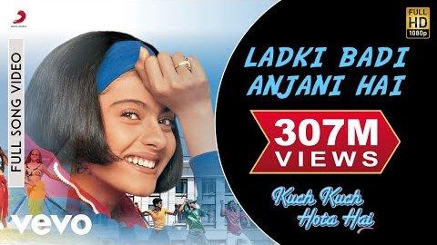 Ladki Badi Anjani Hai Lyrics - Kuch Kuch Hota Hai