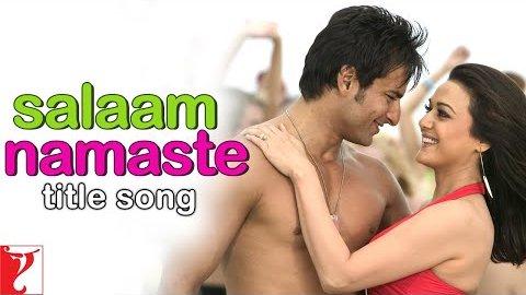 Salaam Namaste Lyrics - Salaam Namaste