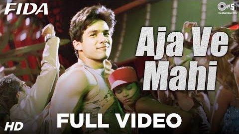 Aaja Ve Mahi Lyrics - Fida