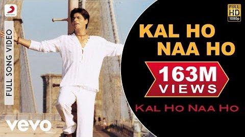 Kal Ho Naa Ho (Title) Lyrics - Kal Ho Naa Ho