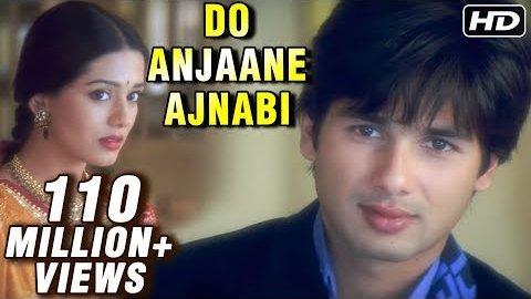 Do Anjaane Ajnabi Lyrics - Vivah