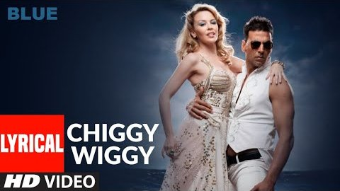 Chiggy Wiggy Lyrics - Blue