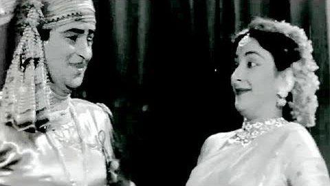 Jahan Main Jaati Lyrics - Chori Chori(1956)