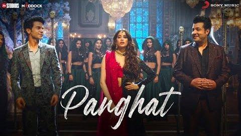 Panghat Lyrics - Roohi