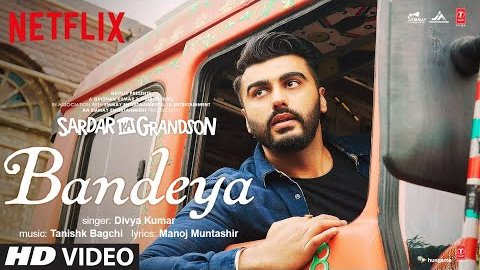 Bandeya Lyrics - Sardar Ka Grandson