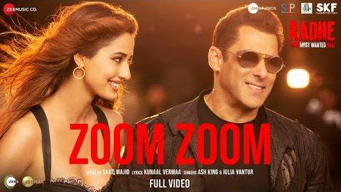 Zoom Zoom Lyrics - Radhe