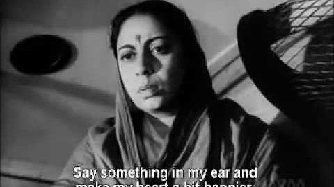 Apni To Har Aah Ek Toofan Hai Lyrics - Kala Bazar